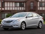 Photos of Hyundai Sonata US-spec (YF) 2010