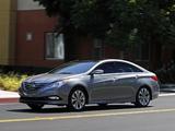 Photos of Hyundai Sonata US-spec (YF) 2013