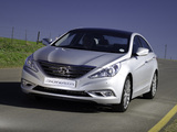 Photos of Hyundai Sonata ZA-spec (YF) 2013
