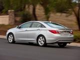 Pictures of Hyundai Sonata US-spec (YF) 2010