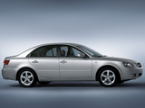 Hyundai Sonata (NF) 2004–07 wallpapers