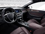 Hyundai Sonata KR-spec (LF) 2017 wallpapers