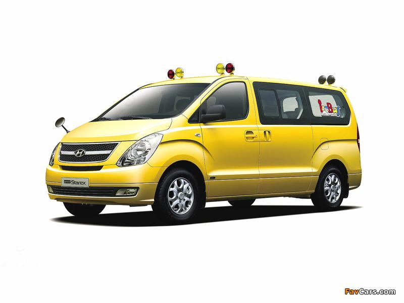 Hyundai Grand Starex 2007 images (800 x 600)