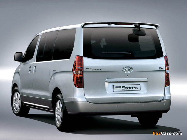 Hyundai Grand Starex 2007 pictures (640 x 480)