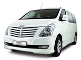 Hyundai Grand Starex Royale 2009–11 wallpapers