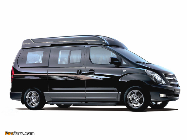 Images of Hyundai Grand Starex 2007 (640 x 480)