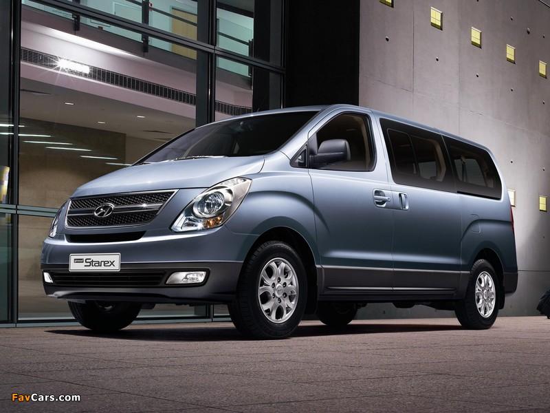 Images of Hyundai Grand Starex 2007 (800 x 600)