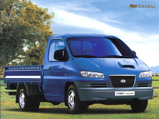 Images of Hyundai Starex Kamyonet (640 x 480)
