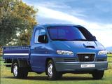 Images of Hyundai Starex Kamyonet