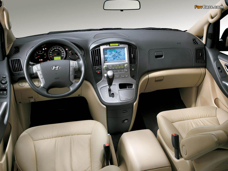 Photos of Hyundai Grand Starex 2007 (800 x 600)