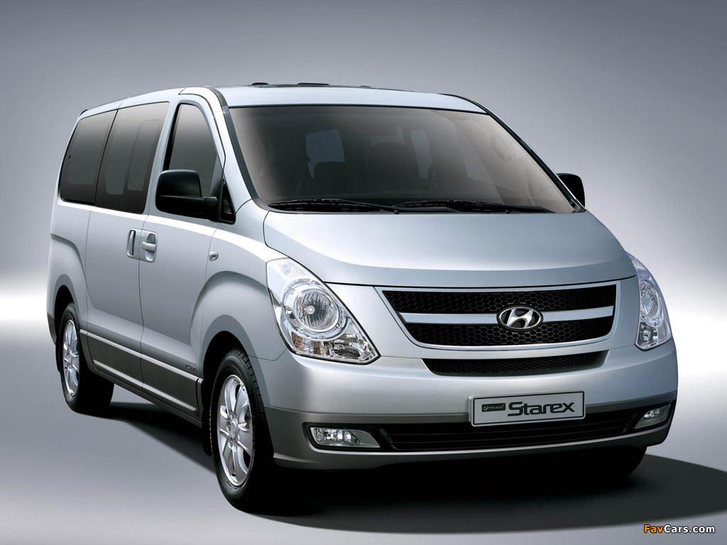 Photos of Hyundai Grand Starex 2007 (1024 x 768)