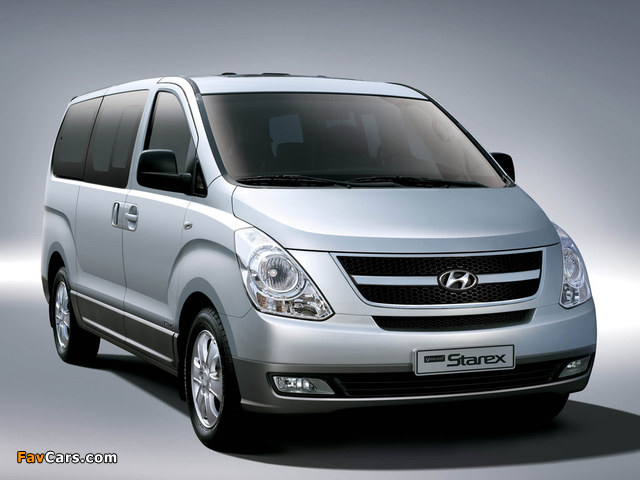 Photos of Hyundai Grand Starex 2007 (640 x 480)