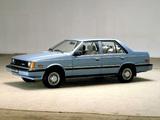 Hyundai Stellar CXL 1984–88 pictures