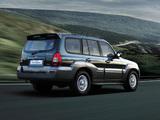 Hyundai Terracan 2004–07 images