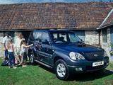 Hyundai Terracan UK-spec 2004–07 photos