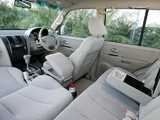 Hyundai Terracan AU-spec 2004–07 photos