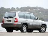 Hyundai Terracan AU-spec 2004–07 pictures