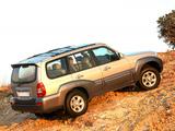 Hyundai Terracan ZA-spec 2004–07 pictures