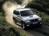 Images of Hyundai Terracan 2004–07