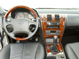 Photos of Hyundai Terracan 2001–04