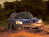 Hyundai Terracan 2001–04 wallpapers