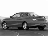 Hyundai Tiburon (RC) 1996–99 photos