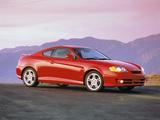 Hyundai Tiburon (GK) 2002–05 pictures