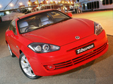 Hyundai Tiburon AU-spec (GK) 2007–09 images