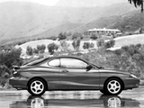 Images of Hyundai Tiburon (RC) 1996–99