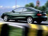 Photos of Hyundai Tiburon (RC) 1996–99