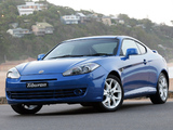 Photos of Hyundai Tiburon AU-spec (GK) 2007–09