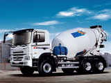Photos of Hyundai Trago 6x4 Mixer 2009