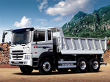 Pictures of Hyundai Trago 6x4 Tipper 2009