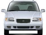 Hyundai Trajet 1999–2004 photos