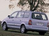 Hyundai Trajet 1999–2004 wallpapers