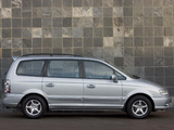 Hyundai Trajet ZA-spec 2004–08 images