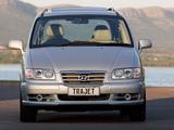 Hyundai Trajet ZA-spec 2004–08 pictures