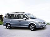 Photos of Hyundai Trajet 2004–08