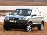 Hyundai Tucson ZA-spec 2004–11 photos