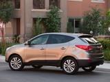 Hyundai Tucson US-spec 2010 pictures