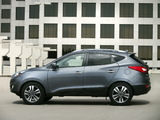 Hyundai Tucson US-spec 2013 pictures