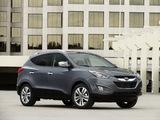 Hyundai Tucson US-spec 2013 wallpapers