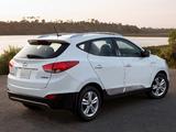 Hyundai Tucson Fuel Cell 2014 photos