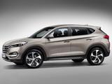 Hyundai Tucson 2015 images