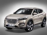 Hyundai Tucson 2015 photos