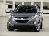 Images of Hyundai Tucson US-spec 2013