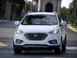 Images of Hyundai Tucson Fuel Cell Prototype 2013