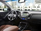 Photos of Hyundai Tucson US-spec 2013