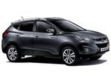 Pictures of Hyundai Tucson ix 2009
