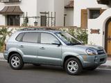 Hyundai Tucson US-spec 2005–09 wallpapers